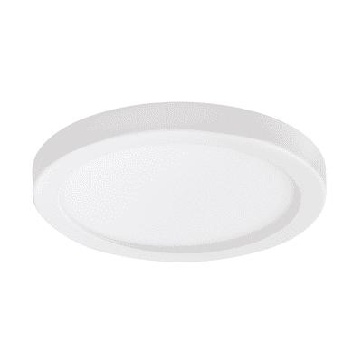 Faretto Kars bianco LED integrato fisso tonda Ø 17 cm 18 W = 1800 Lumen luce naturale