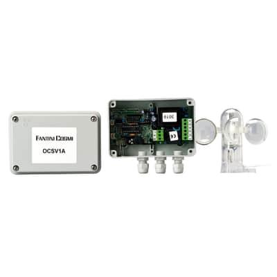 Kit per tapparelle e tende elettriche Fantini Cosmi OCSV1A sensore vento e sole