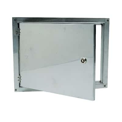 Sportello per contatore acqua 500x400x20 mm prezzi e offerte online leroy merlin - Porta acqua termosifoni ...