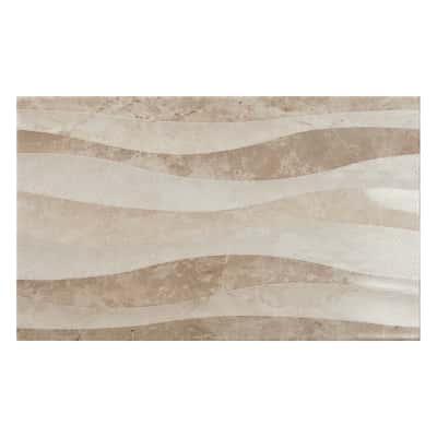 Piastrella Eleganza 33,3 x 55 cm avorio