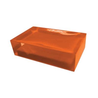 Porta sapone Rainbow arancione