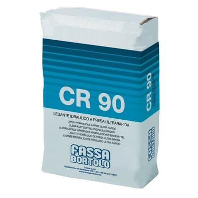 Cemento rapido CR90 Fassa Bortolo 25 kg