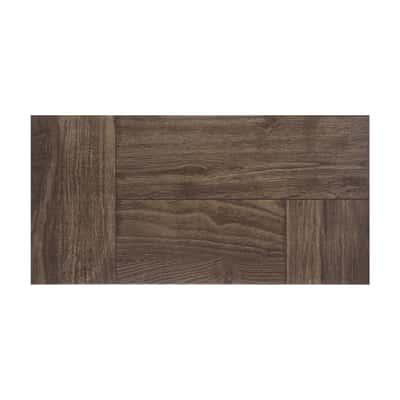 Piastrella Caravelle terrano 30 x 60 cm marrone