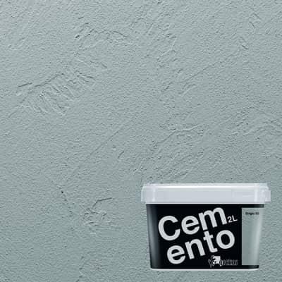 Pittura ad effetto decorativo cemento grigio 3 2 l prezzi for Leroy merlin pittura pareti