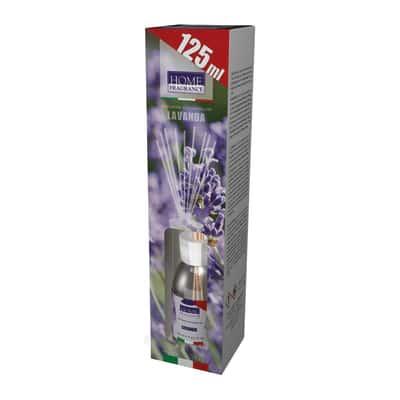 Diffusore con bastoncini lavanda 125 ml