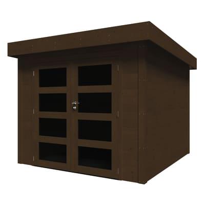 casetta in legno Viola 5,96 m², spessore 28 mm