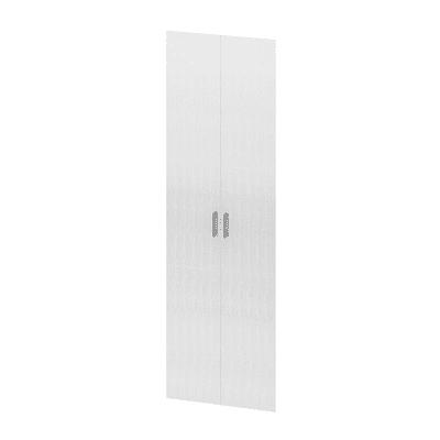 Set 2 ante Spaceo bianco L 30 x P 1,8 x H 192 cm