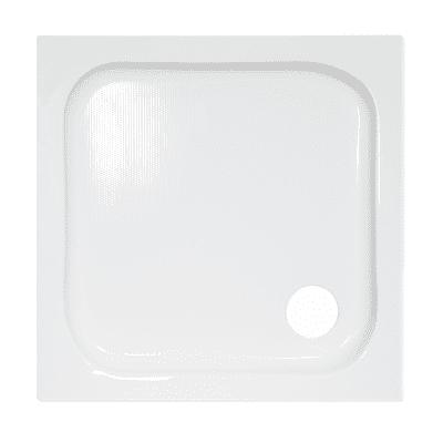 Piatto doccia acrilico remyx 70 x 70 cm bianco prezzi e for Piatto doccia 170x70 leroy merlin