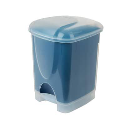 Pattumiera Binny Dualface 16 L blu