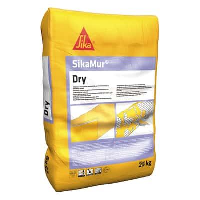 Intonaco di finitura SikaMur Dry Sika 25 kg