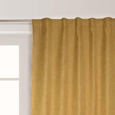 Tenda Lin Oscurante giallo 140 x 300 cm