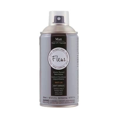 Finitura spray Fleur trasparente opaco 300 ml