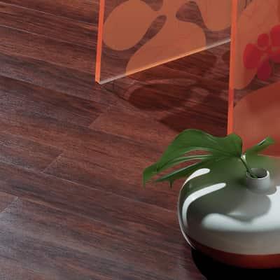 Pavimento vinilico adesivo merbau exotic 2 mm prezzi e for Pavimento adesivo leroy merlin