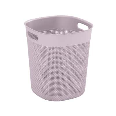 Cesta Filo Bucket L 28 x P 28 x H 32 cm rosa