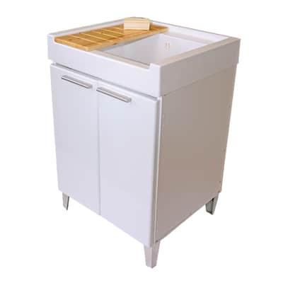 Mobile lavatoio Doni L 60 x P  50 x H 84 cm