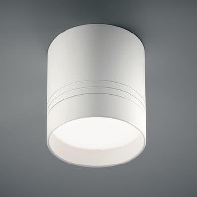 Plafoniera VPL 06_25 BI 3000K bianco L 14,8 x H 14,7 cm