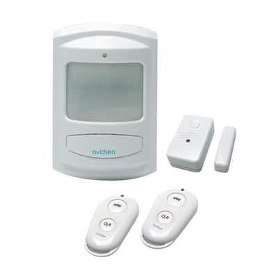 Kit allarme senza fili 100108 bianco