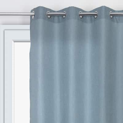 Tenda Chambray blu 140 x 280 cm