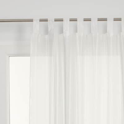 Tenda Martina bianco 140 x 300 cm
