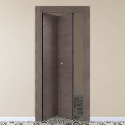 Porta da interno pieghevole Autumn 70 x H 210 cm sx
