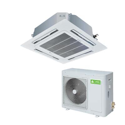 Climatizzatore fisso inverter monosplit a cassetta Chigo CCA-24HVR1 7.1 kW