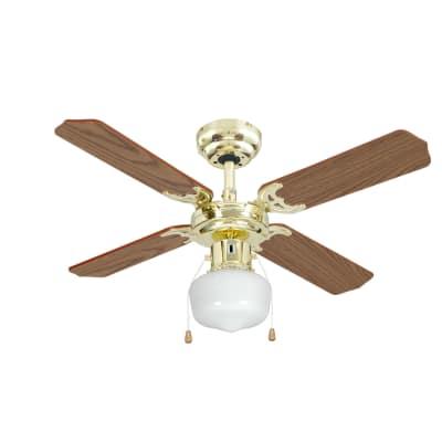 ventilatore da soffitto con luce mayotte prezzi e offerte ForVentilatori Da Soffitto Leroy Merlin