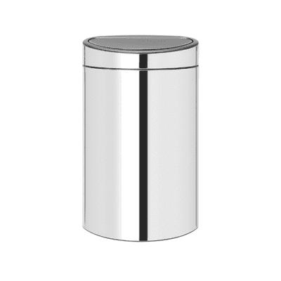 Pattumiera Touch Bin Next Recycle 33 L grigio