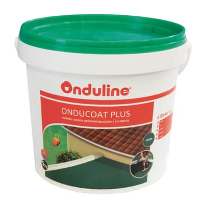 Membrana liquida Oducoat Plus Onduline verde 5 kg