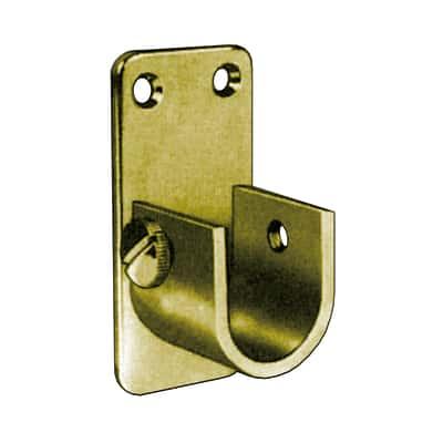 Reggitubo laterale oro L 3 x P 1,5 cm