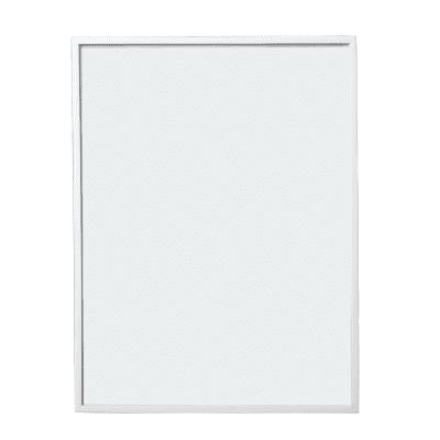 Cornice Lila Inspire bianco 30 x 40 cm