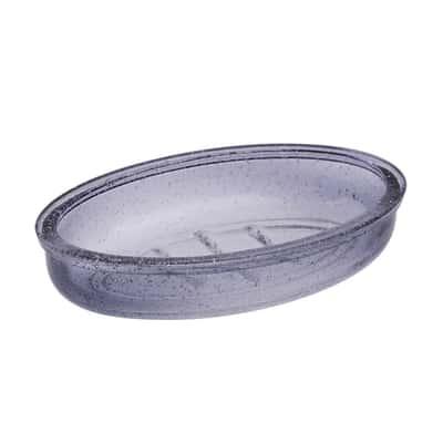 Porta sapone Atmosphere trasparente/blu
