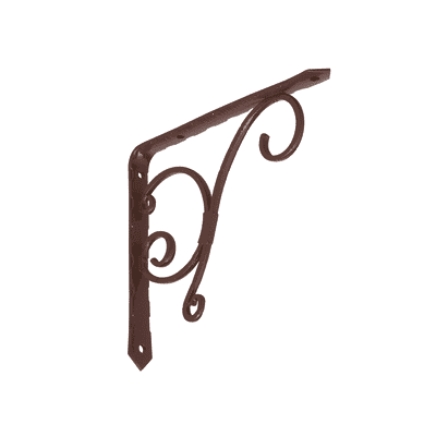 Reggimensola Cingoli marrone 16 x 18 cm