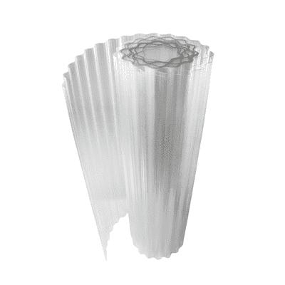 Rotolo ondulato onduline onduclair plr neutro in for Onduline rotolo