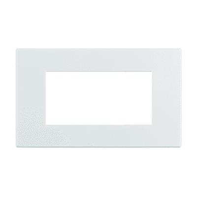 Placca 4 moduli BTicino Axolute Air personalizzabile