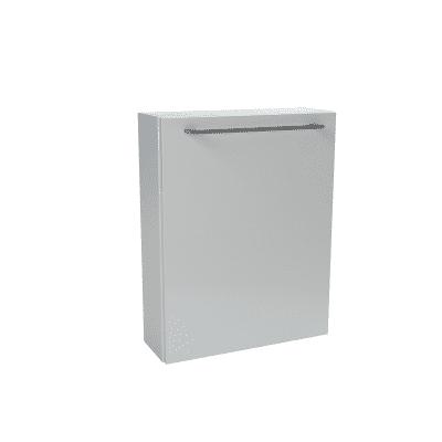 Base/Pensile Remix 1 anta L 45 x P 14 x H 58 cm bianco