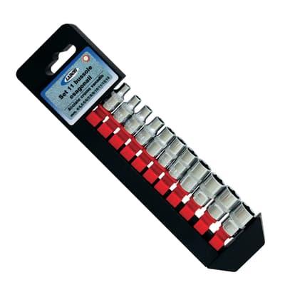 Set di chiavi a bussola chiave a bussola 11 pezzi