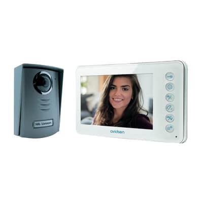 Videocitofono con filo a parete AVIDSEN Ilva