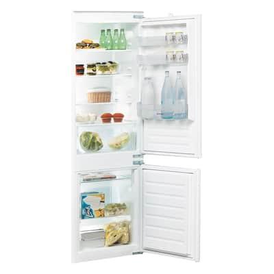 Frigorifero a incasso frigorifero combinato INDESIT B 18 A1 D/I destra