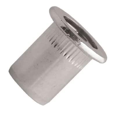 Rivetti 40 RIVETTI FILETTATI M5 ACCIAIO in acciaio L 0 x H 0 mm Ø 5 mm 40 pezzi