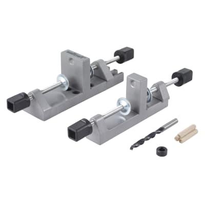 Dispositivo di connessione pin WOLFCRAFT in metallo 90  x 245 mm