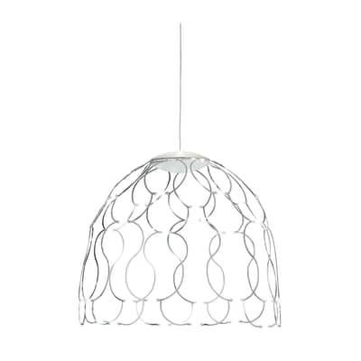 Lampadario Lady lamoi alluminio, in metallo, diam. 65 cm, LED integrato 1W 2560LM IP20 SFORZIN