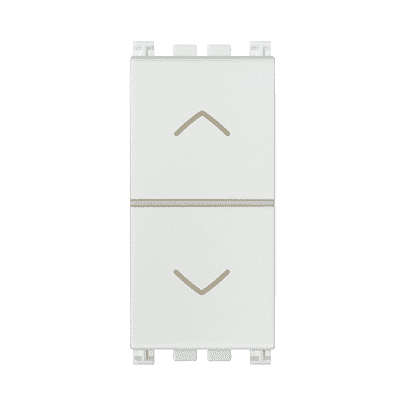 Commutatore VIMAR Arké 10 A bianco