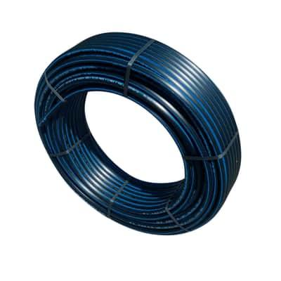 Tubo polietilene in rotolo L 100 m Ø 25 mm