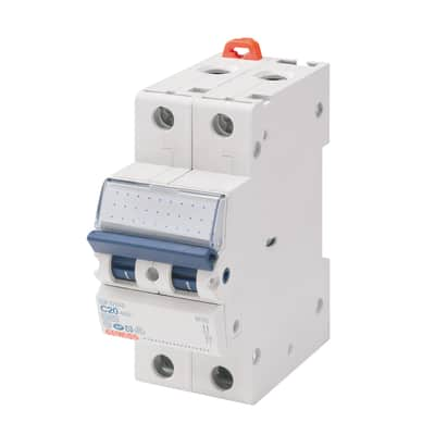 Interruttore magnetotermico GEWGW92131 32A C 2 moduli230V