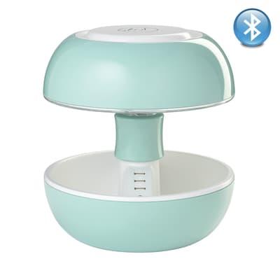 Lampada da tavolo Joyo bluetooth candy lattementa trasparente, in plastica, G5.3 MAX3,5W IP20