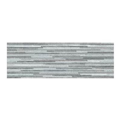 Piastrella per rivestimenti Kintay L 20 x H 60 cm grigio