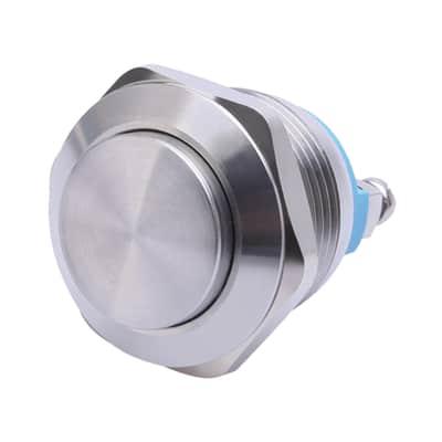 Pulsante argento
