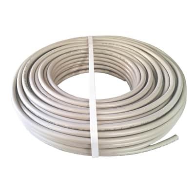 Cavo elettrico BALDASSARI CAVI 2 fili x 6 mm² Matassa 100 m grigio