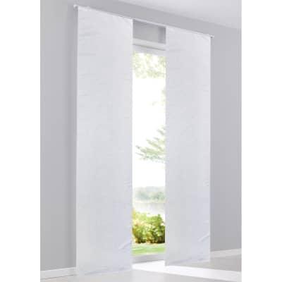 Pannello giapponese INSPIRE Allegra bianco 60x300 cm