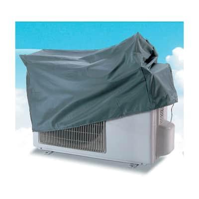 Copertura protettiva per condizionatore in pvc L 85 x P 34 x H 68 cm